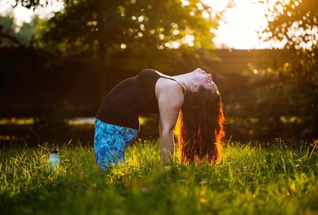 Gaiam yoga pants