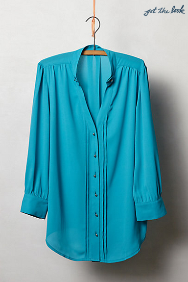 Pemberton blouse, originally $88, now $59.95.