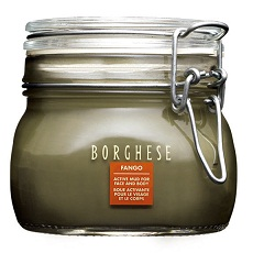 borghese dark green mud